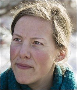 LEDER: Birgit Marie Liodden leder Young Ship International. FOTO: ROGER NEUMANN