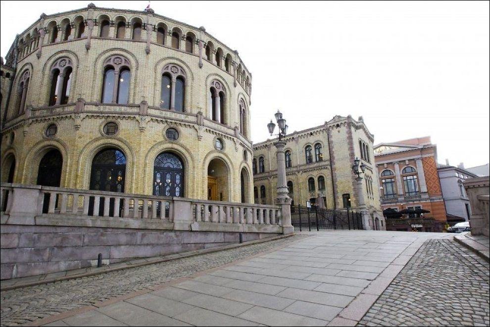 BLIR STRAFFBART: Stortinget går inn for at terrorplanlegging blir straffbart. FOTO: FRODE HANSEN/VG