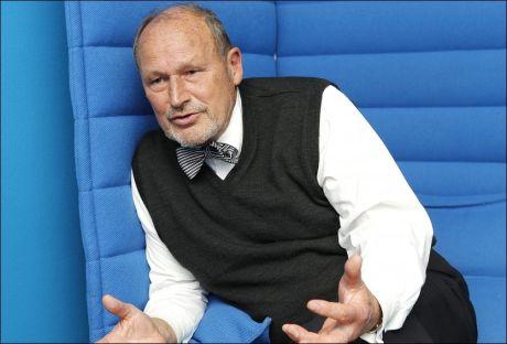 KRITISK: Sosialmedisiner og samfunnsdebattant Per Fugelli synes ikke Fritt Ord burde gitt økonomisk støtte til Fjordman. Foto: TROND SOLBERG