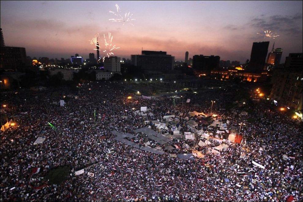 nyheter utenriks egypt kvinner fritt vilt for seksualforbrytere paa tahrir plassen a