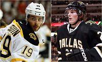 Sju NHL-spillere i byttehandel