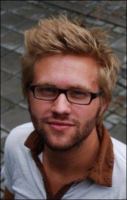 VIL SPARKE: Stefan Heggelund fra Høyre.