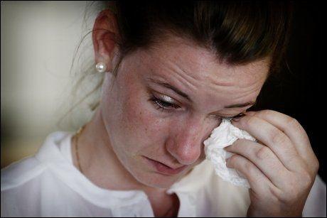 ANMELDTE VOLDTEKT: Marte Deborah Dalelv (24) er dømt til fengsel i Dubai etter å ha anmeldt en kollega for voldtekt. Foto: MATTIS SANDBLAD / VG