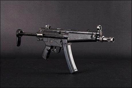 Brukte våpen til salgs
