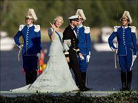 Mette-Marits kjoler splitter Norge