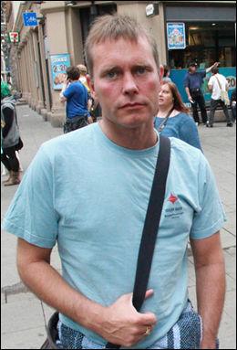 ADVARER: Leder Arild Knutsen i Foreningen for human narkotikapolitikk sier at Oxycontin er ettertraktet blant narkomane, men at stoffet er svært farlig. Foto: BJØRN-MARTIN NORDBY/VG