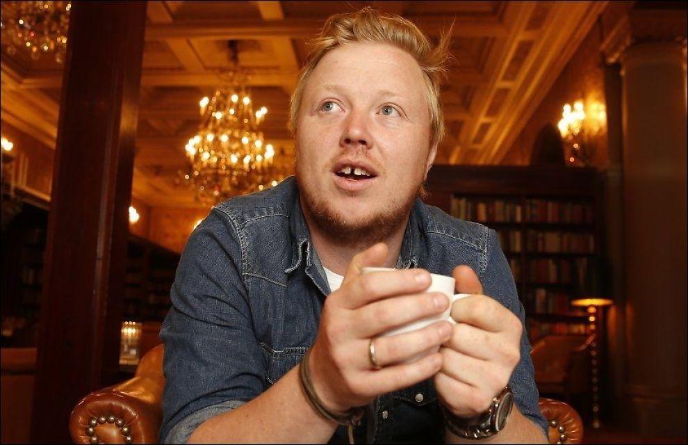 I MINUS: Kurt Nilsen har hatt stor suksess som artist etter at han slo gjennom med å vinne «Idol» i 2003. I år går selskapet hans for første gang i minus. Foto: TROND SOLBERG