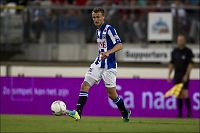 Full klaff for Wolff Eikrems Heerenveen