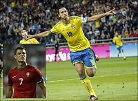 Semb: Zlatan er bedre enn Ronaldo