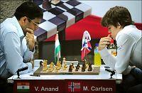 Anands håp: - Carlsen har aldri spilt «match»