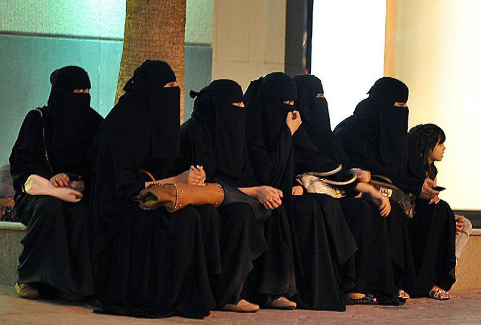 eldre kåte saudi arabia kvinner