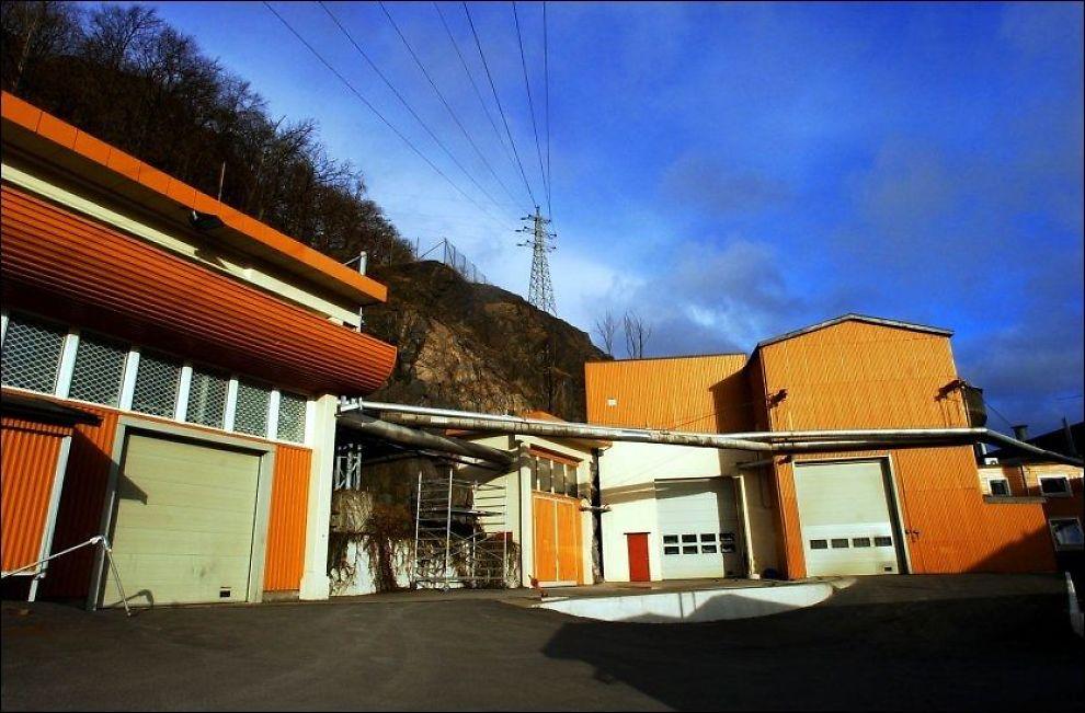 ETTERFORSKES: Institutt for Energiteknikks (IFE) reaktor i Halden. Foto: THOMAS ANDREASSEN