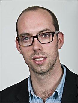 ENIG: Anders Ravik Jupskås, universitetslektor ved Universitetet i Oslo. Foto: UIO
