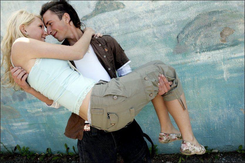 jakten på kjærlighet kvinner og sex