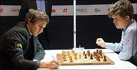 Carlsen støtter omdiskutert russer