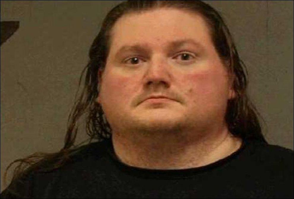 DØMT: Geoffrey Portway (40) hadde laget klart et fangehull i kjelleren hvor han planla å misbruke og spise barn. Foto: Reuters