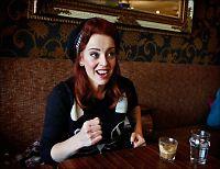 «Stjernekamp»-Silya prøvesang for Bruce Springsteen