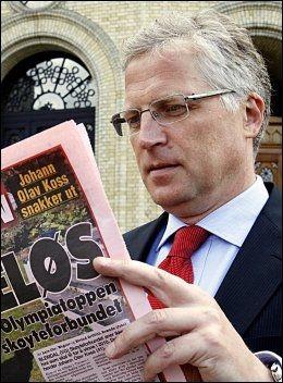 TROR PÅ NY RETNING: Frp-politiker Øyvind Korsberg. Foto: Knut Erik Knudsen