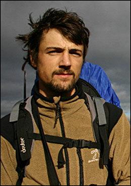 BJØRNEFORSKER: Biolog Sam Steyaert. Foto: Privat