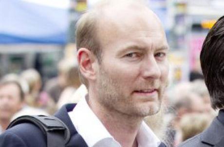 NY JOBB: Knut Olav Åmås slutter som redaktør i Aftenposten og blir statssekretær i Kulturdepartementet. FOTO: MATTIS SANDBLAD/VG