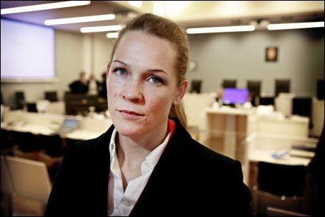 NY BOK: Forfatter Åsne Seierstad har skrevet bok om 22. juli. I boken har hun blant annet intervjuet Wenche Behring Brevik kort tid før hun døde. Foto: MATTIS SANDBLAD
