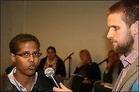 Amal Aden: - Jeg ble slått ned av to somaliske kvinner