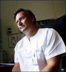 EKSPERT: ProfessorMorten Sandset ved Oslo Universitetssykehus har forsket mye på blodpropp. Han tror behandlingen nå kan bli mye bedre. Foto: MARTE VIKE ARNESEN
