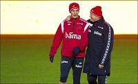 Gamst Pedersen starter for Norge