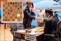 Lahlum om Anand-brøleren: - VMs dårligste trekk