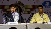 Carlsen-treneren må sitte hjemme under VM-festen
