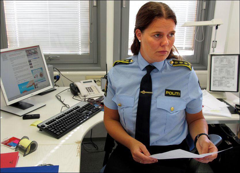 menn i dameklær Åsgårdstrand