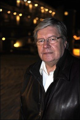 Barnepsykolog Willy-Tore Mørch. Foto: TERJE MORTENSEN