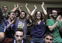 Uruguay legaliserer marihuana