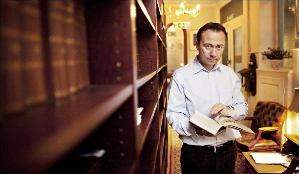 UVERDIG: Advokat Jan Inge Thesen mener det burde være unødvendig at så mange må gå rettens vei for å få erstatningen de har krav på. Foto: MARTE VIKE ARNESEN
