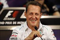 Schumacher alvorlig skadet etter fall i skibakke