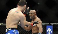 Skrekkskade avgjorde tittelkampen i UFC