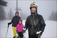 Norske skisentre: Ulovlig aking er et problem