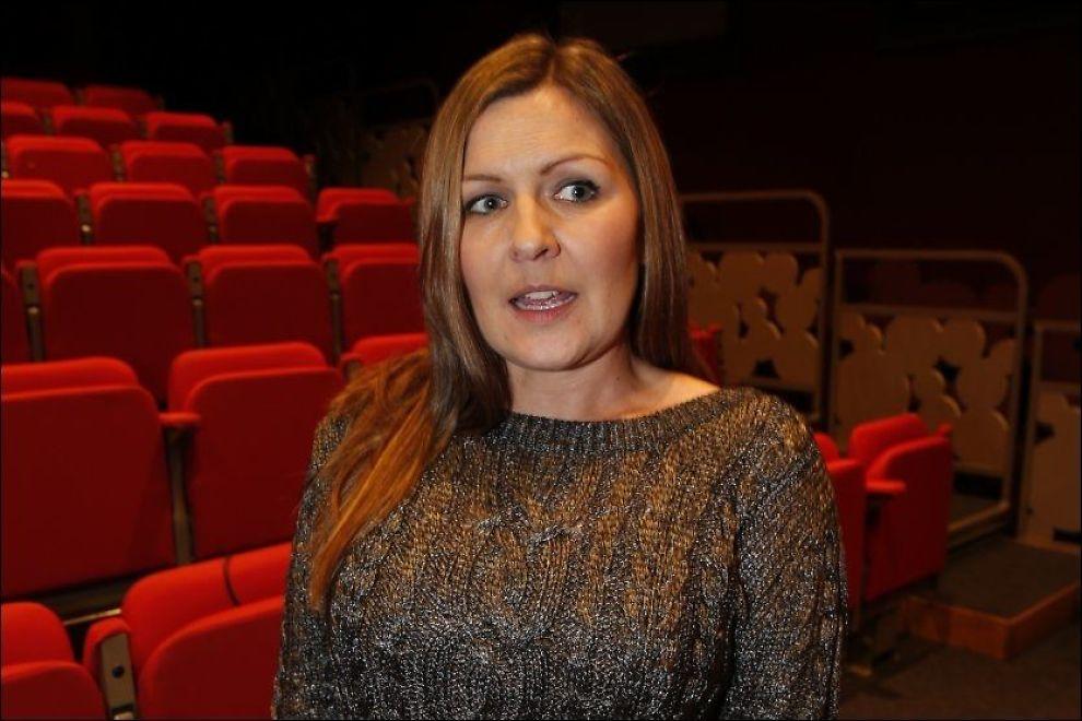 ÅPENHJERTIG: Tanja Rahm kom til Norge og Litteraturhuset i Oslo torsdag kveld for å advare norske politikere.