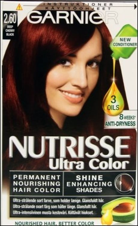 Black cherry hair color pictures