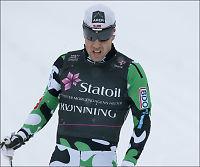 Syk Rønning reiser hjem fra ski-NM