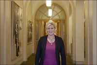 Vennskap med Sveaas gjør Siv Jensen inhabil