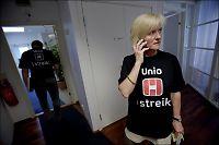 Fullt brudd om arbeidstid - økt streikefare