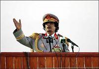 Ny dokumentar avslører Gaddafis makabre sexrede