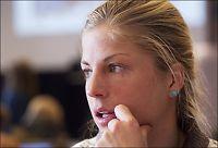 Astrid Uhrenholdt Jacobsen mistet broren