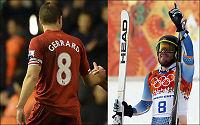 «Jeg fikk starte med Gerrards nummer i dag. Kanskje hadde det noe å si»