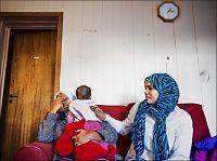 En av tre i asylmottak har fått opphold