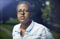Amal Aden anmeldte voldssak - henlagt