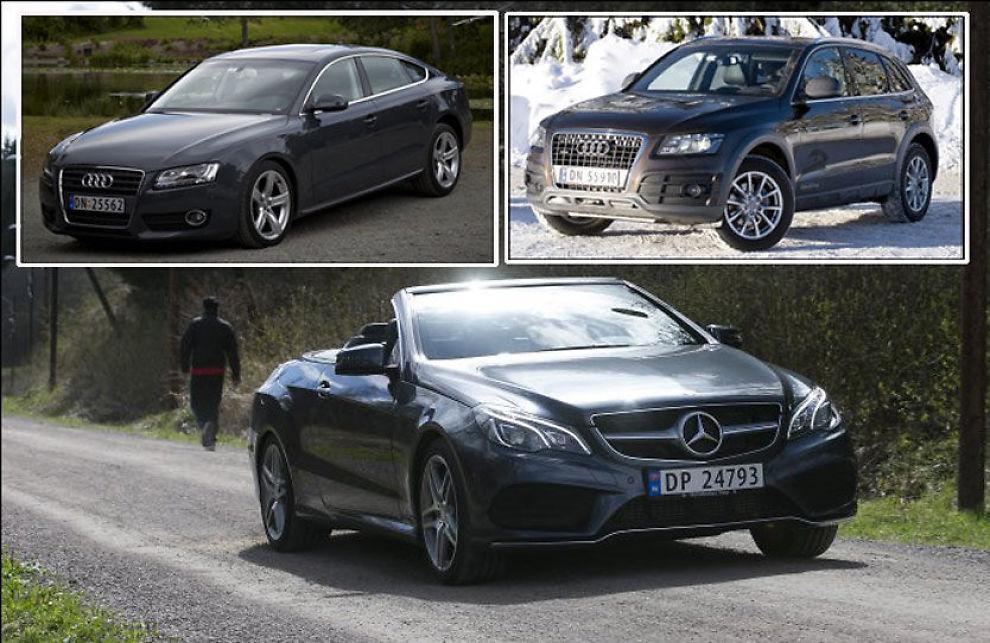 Beste bruktbil under 100 000 2017