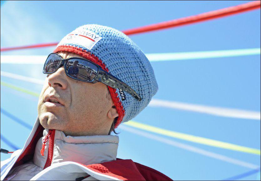 sport skiskyting bjoerndalen oensker ikke aa tenke paa at det snart er slutt a