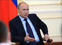 Putin om Ukraina: - Vil ta i bruk alle midler